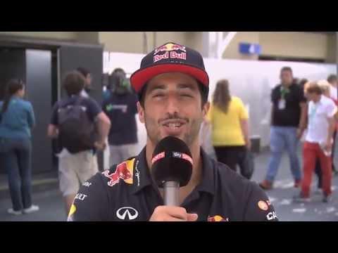 Daniel Ricciardo - Message For Perth