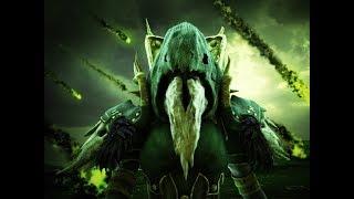 World Of Warcraft Void Elf Warlock leveling lvl 110-120 BFA Part 1