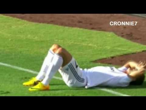 Cristiano Ronaldo Vs Everton (FRIENDLY) (08/04/2013)