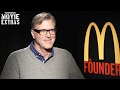 The Founder (2017) John Lee Hancock talks about his experience making the movie