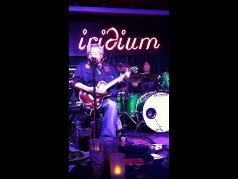 Leslie West Trio - Iridium Jazz Club - June 11, 2012