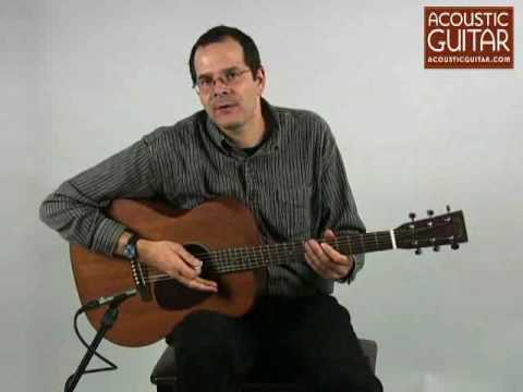 Acoustic Guitar Review - Martin 000-15
