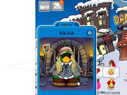 ¡pinguino socio y como tener ropa sin ser socio¡ club penguin
