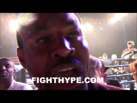 SHANE MOSLEY SAYS GENNADY GOLOVKIN IS THE BEST AT 160 TALKS FUTURE CANELO VS GGG CLASH