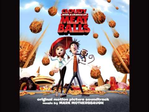 Cloudy with a chance of meatballs: Complete score theme soundtrack