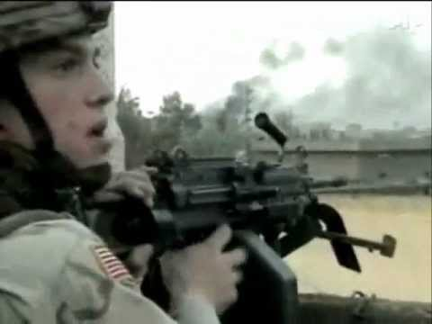 Iraq Battle for Fallujah -The Insurgency