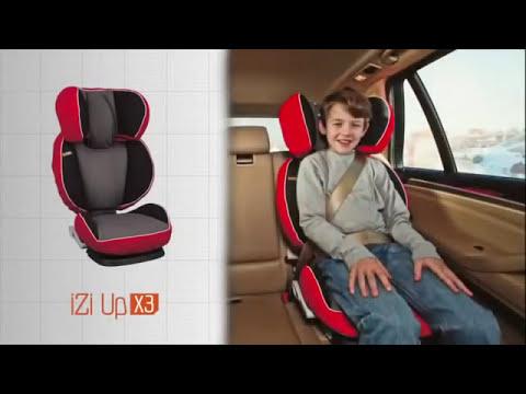 BeSafe iZI Up X3 Fix instructions video