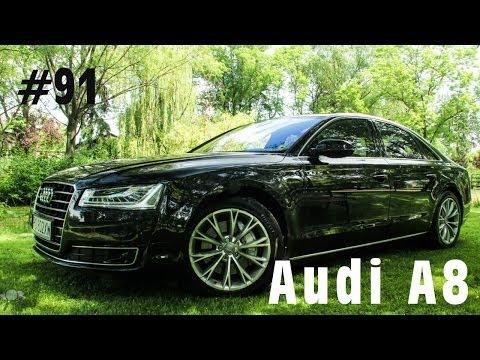 Audi A8 3.0 TDI 258 KM. 2013 - #91 Jazdy Próbne