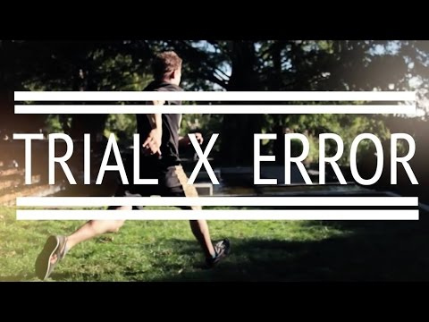 OLIVER NORDIN - TRIAL X ERROR