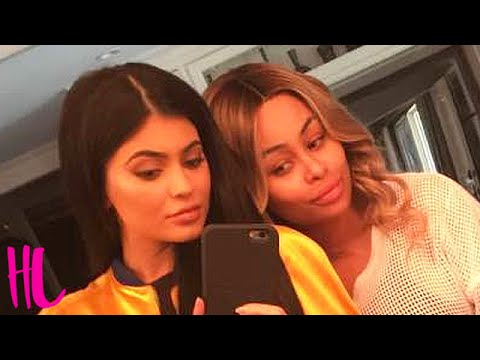 Kylie Jenner & Blac Chyna Reveal They're Best Friends - WTF