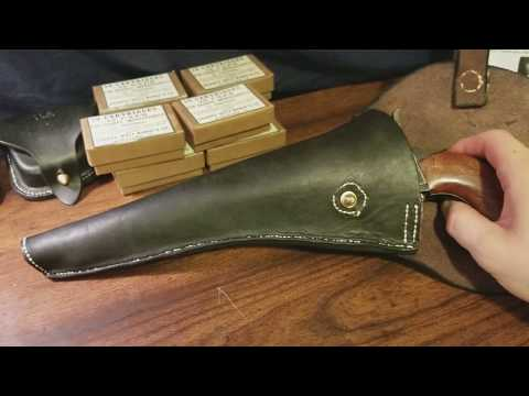 How to Sew an ACW Kits M1860 Holster