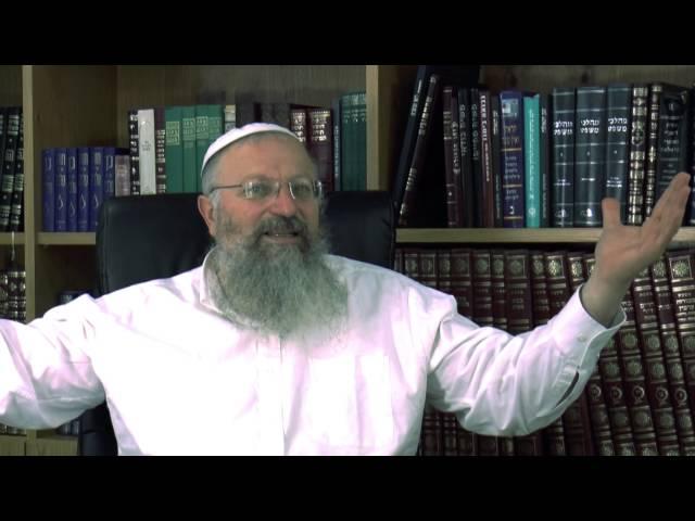 כיצד לחיות בעידן הגאולה - הרב שמואל אליהו