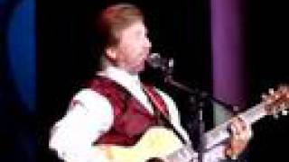 Michael Combs sings Cause Jesus Said So..LIVE