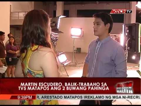 News5E | CELEBRITY HOTSTUFF HUNKS PIOLO PASCUAL, JAKE CUENCA AT MARTIN ESCUDERO