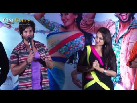 Music launch of forthcoming action movie R...Rajkumar