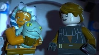 LEGO Star Wars III: The Clone Wars - 100% Guide #22 - Castle of Doom (All Minikits)