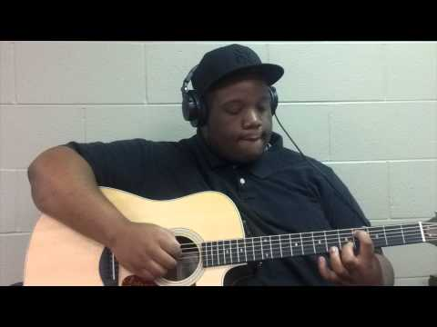 Tye Tribbett - Chasing After You Guitar Cover video