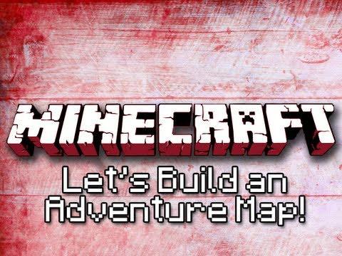 Minecraft: Let's Build an Adventure Map! Episode 5