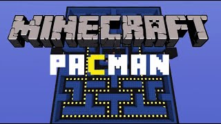 Minecraft Pacman-Halil in internet gg