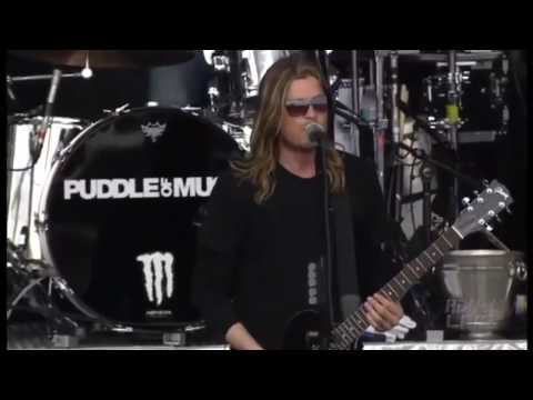 Puddle Of Mudd - Control (Live) - Rocklahoma 2012 - HD