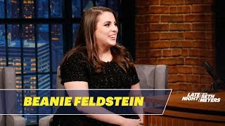 Beanie Feldstein Reveals How She and Ben Platt Became Best Friends