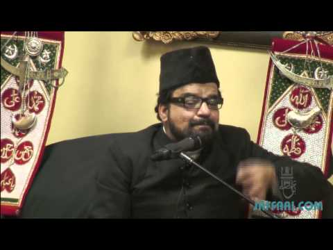 24th Muharram Majlis Live - Maulana Abid Bilgrami