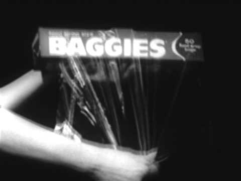 "SUMMARY � A commercial from circa 1964 for Baggies Food Wrap featuring Mason Adams as the announcer. ""Listen To The Sounds of Freshness."" -----------------..."