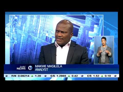 Makwe Masilela, analyst at BP Bernstein on the NUM's wage expectations