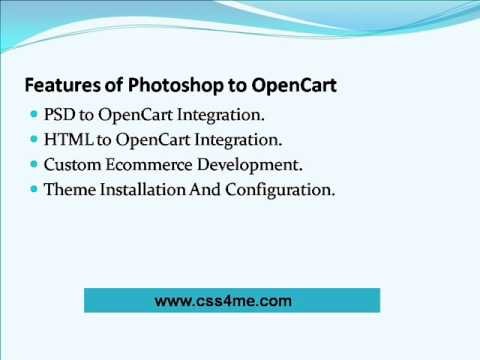 Tryst with Opencart