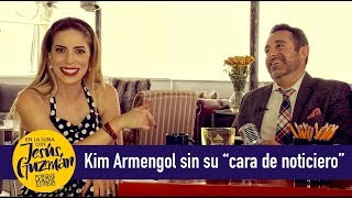 Kim Armengol sobre la vida detrás de las noticias, el debate y más.
