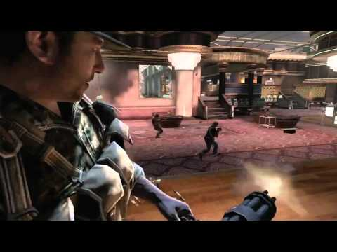 Call of Duty- Black Ops Official Escalation trailer