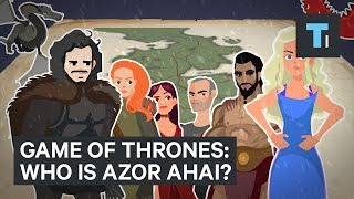 Everything you need to know about Azor Ahai — the legendary savior on