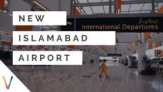 NEW ISLAMABAD INTERNATIONAL AIRPORT Full Review   Departures, Arrivals, Approach