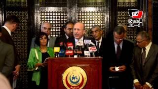 وزير الصحة: نتعاون مع اليونيسيف و«الصحة العالمية» لمكافحة الالتهاب الكبدى الوبائى