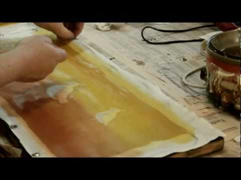 Heather Gatt - The Batik Process (demonstration)