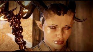 Dragon Age Inquisition: How to create a Pretty Female Qunari