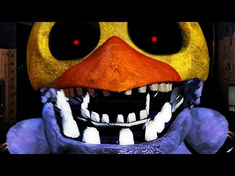 SON?! - Five Nights At Freddy's 2 - Part #10