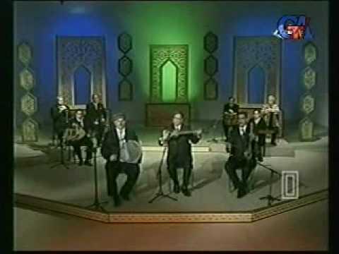Azeri - Mugham Agaxan Abdullayevden Sechmeler 1.flv video