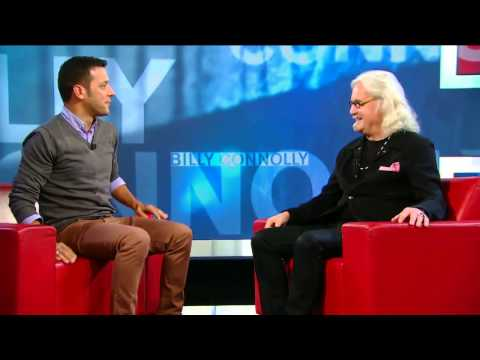 Billy Connolly On George Stroumboulopoulos Tonight: INTERVIEW