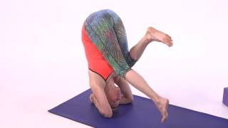 "5 ""Hard"" Yoga Poses Made Easy 