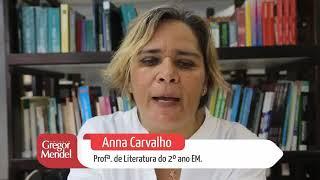 Profª. Anna Carvalho