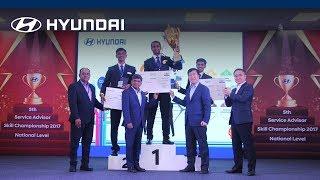 Hyundai   5th National Skill Championship 2017