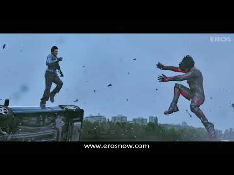 G.One & Ra.One In Action - RA.One