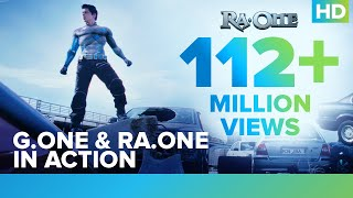 Ra.One - G.One & Ra.One In Action - RA.One
