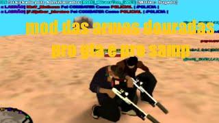 download lagu Como Instalar Mod De Armas Douradas ,gta San Andreassamp gratis