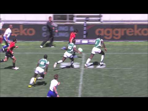 SA Sevens - Seven of the best tries!