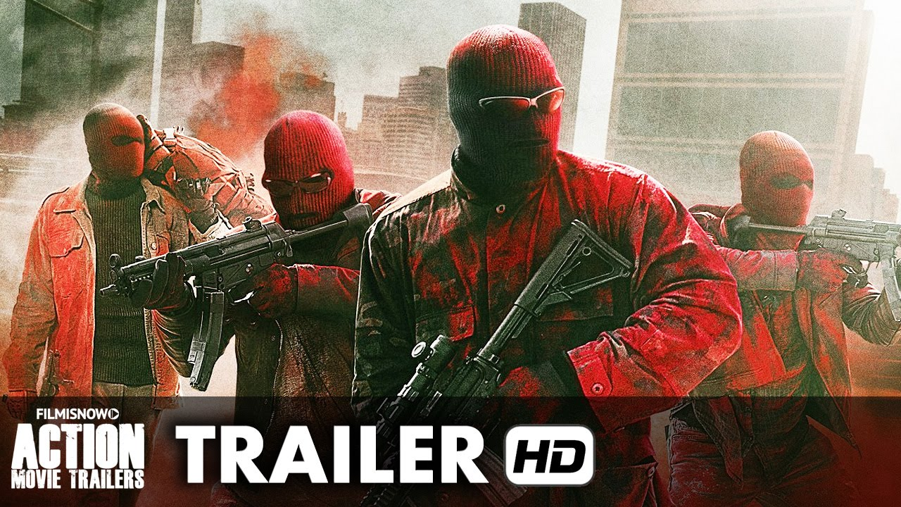 TRIPLE 9 Official Trailer - Aaron Paul, Woody Harrelson Action Movie [HD]