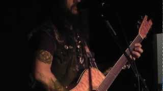 MACHINE HEAD Robb Flynn acoustic at Brick By Brick