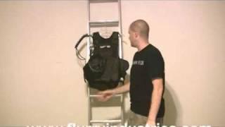 Flurry Industries Scenario / Woodsball Paintball Vest Review