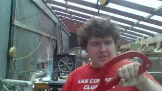 my scissor blade (kill la kill)